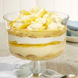 Kirsten Tibballs' Tropical Trifle